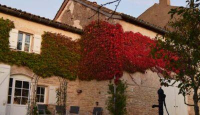 Ons logeerhuis in Frankrijk