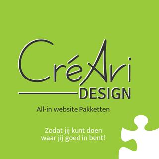 Login Logo CréaviDesign