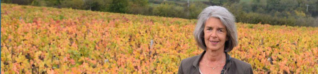 Truus in de wijngaard